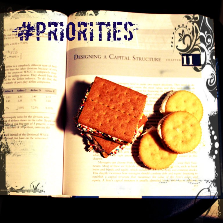 #priorities