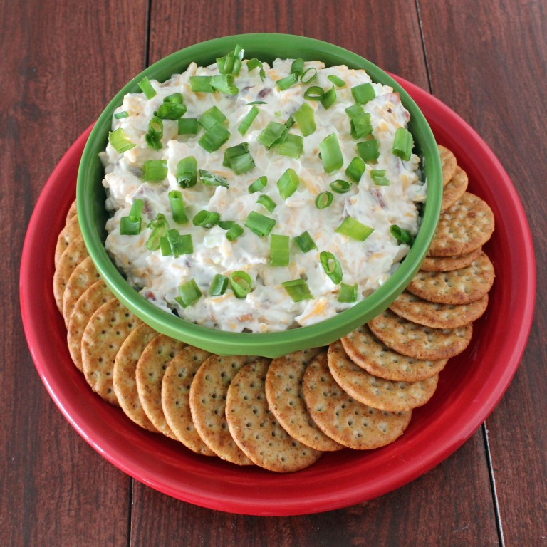 Bacon Cheddar Chive Dip 1