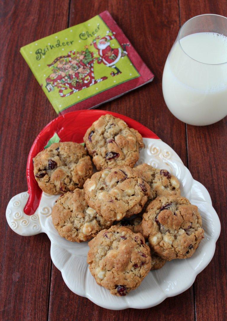 oatmeal cookies 3