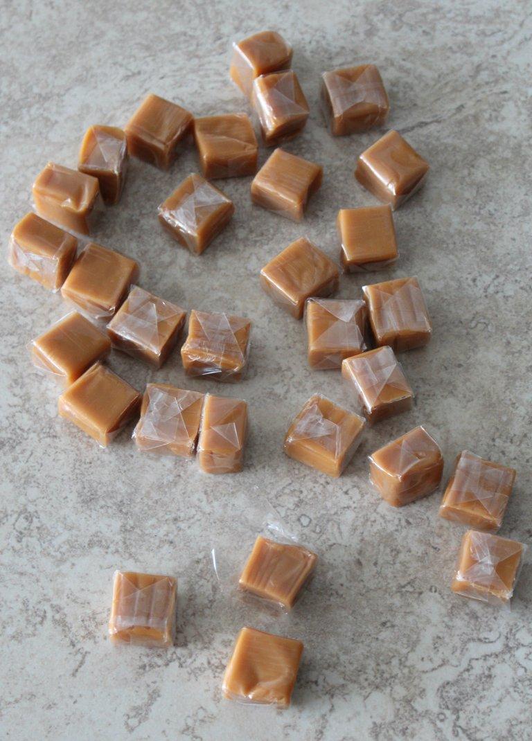 Salted Caramel Stuffed Brownies 1