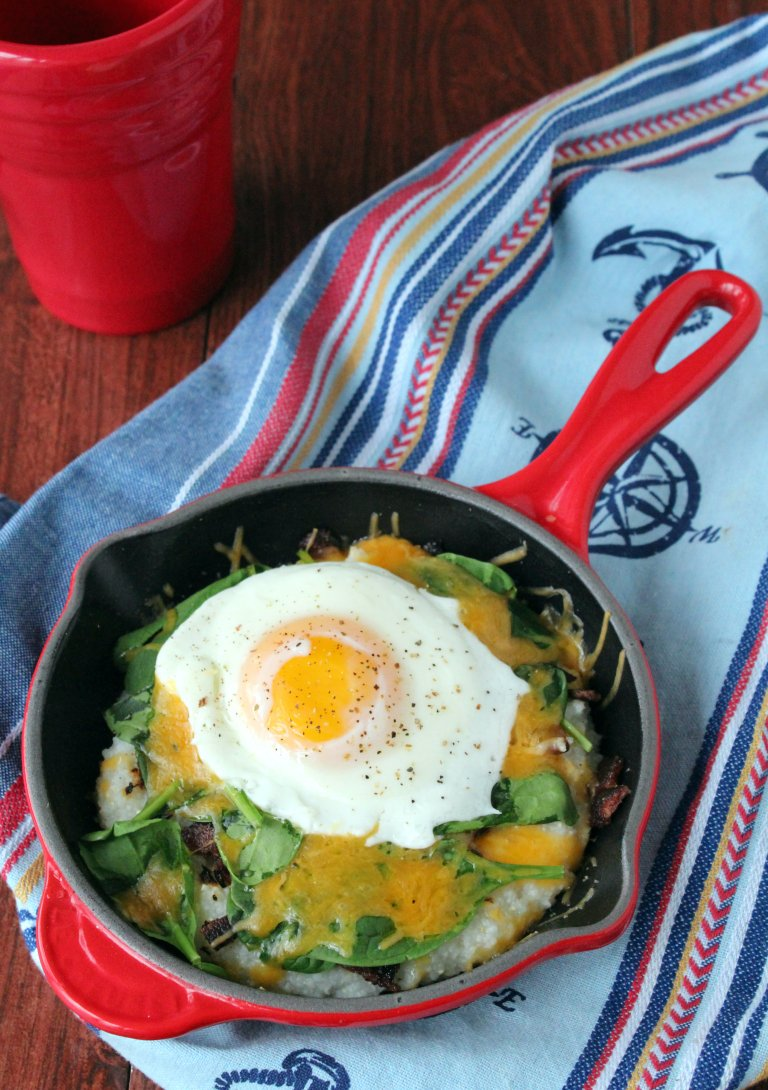 Southern Style Breakfast Skillet 1