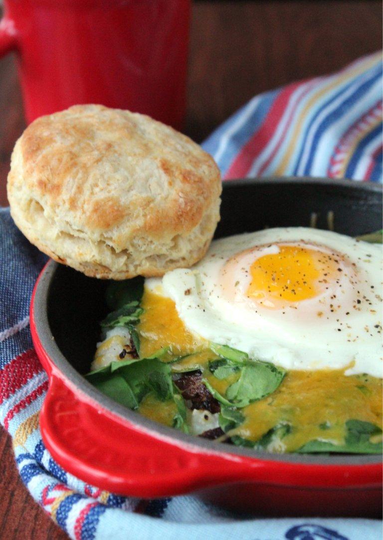Southern Style Breakfast Skillet 3