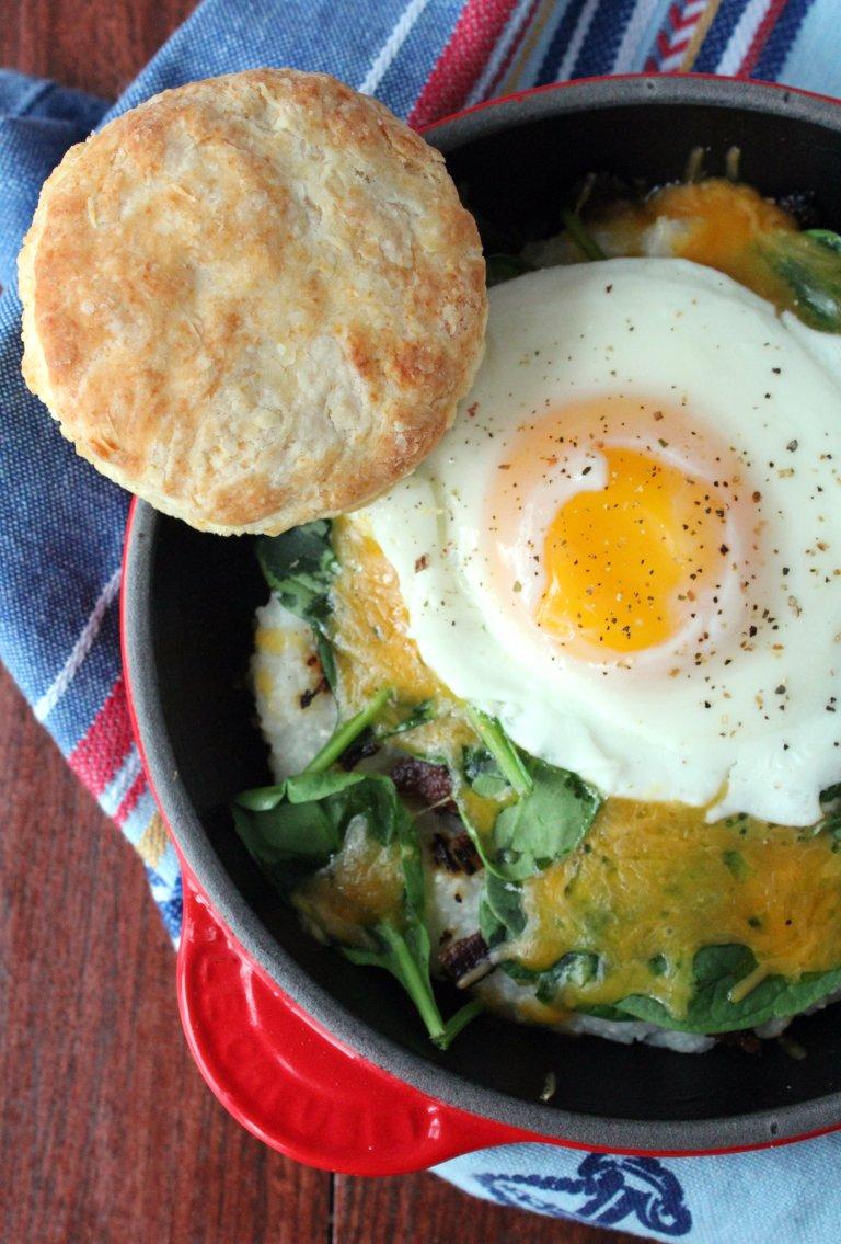 Southern Style Breakfast Skillet 4