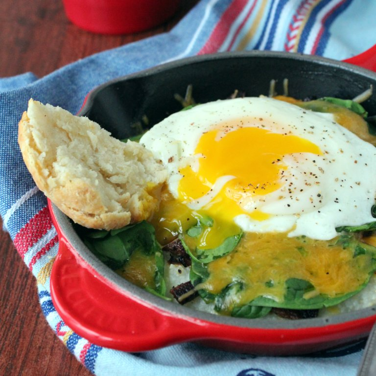 Southern Style Breakfast Skillet 5