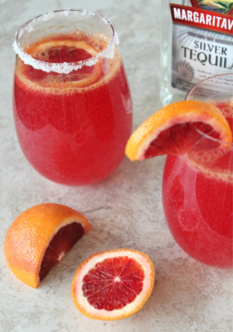 blood orange margaritas 2