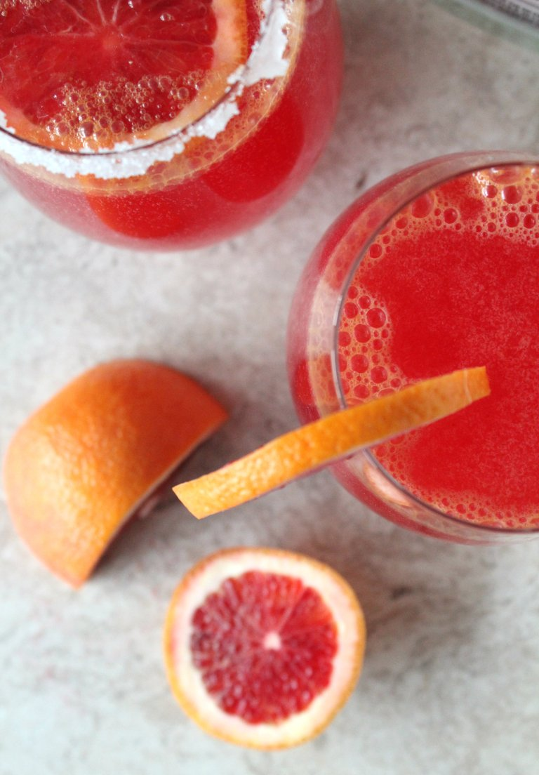 blood orange margaritas 8