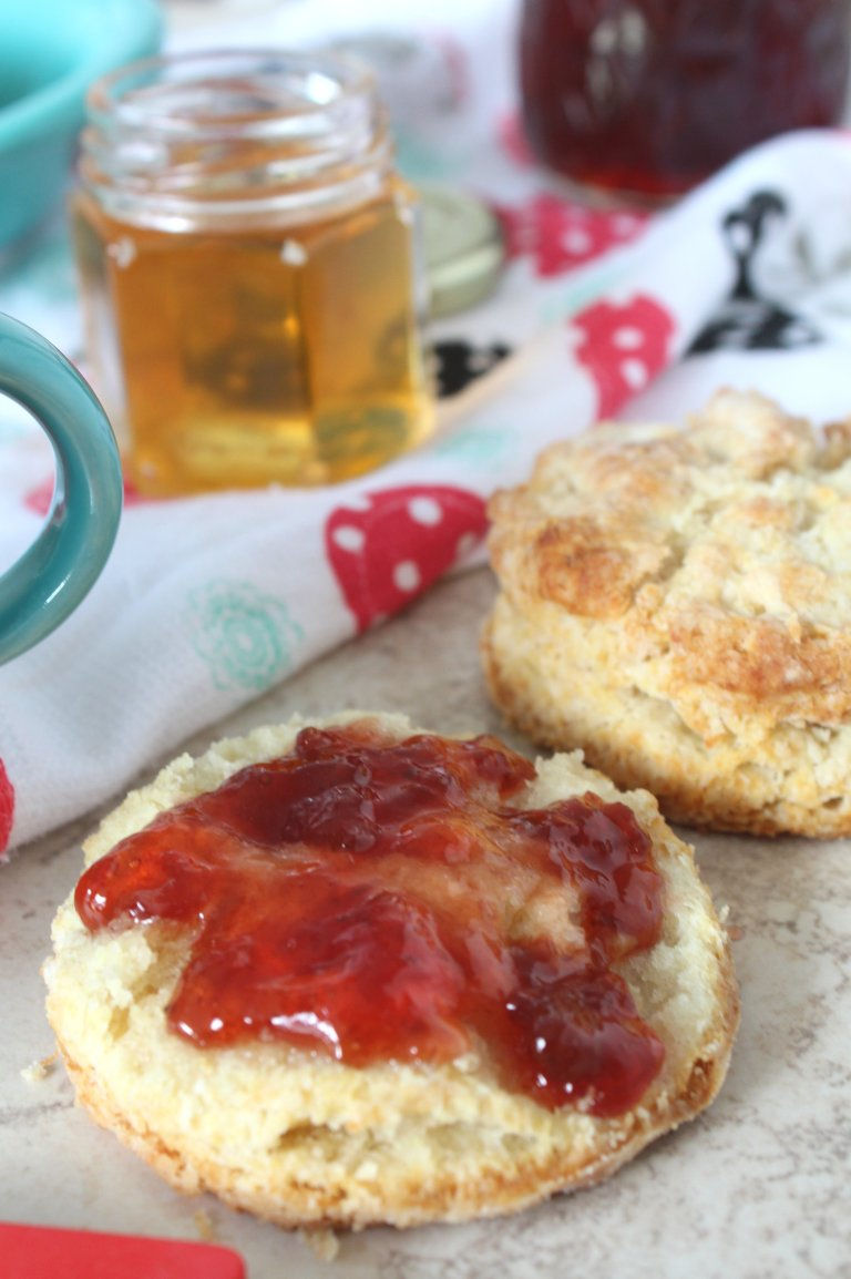 Buttermilk Biscuits For 2  5