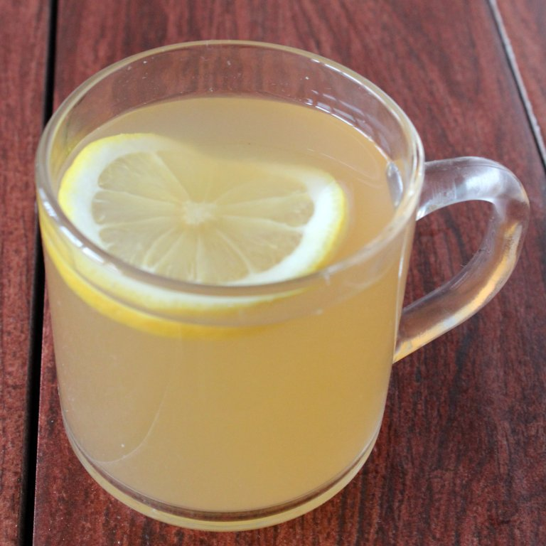 Ginger Hot Toddy 1