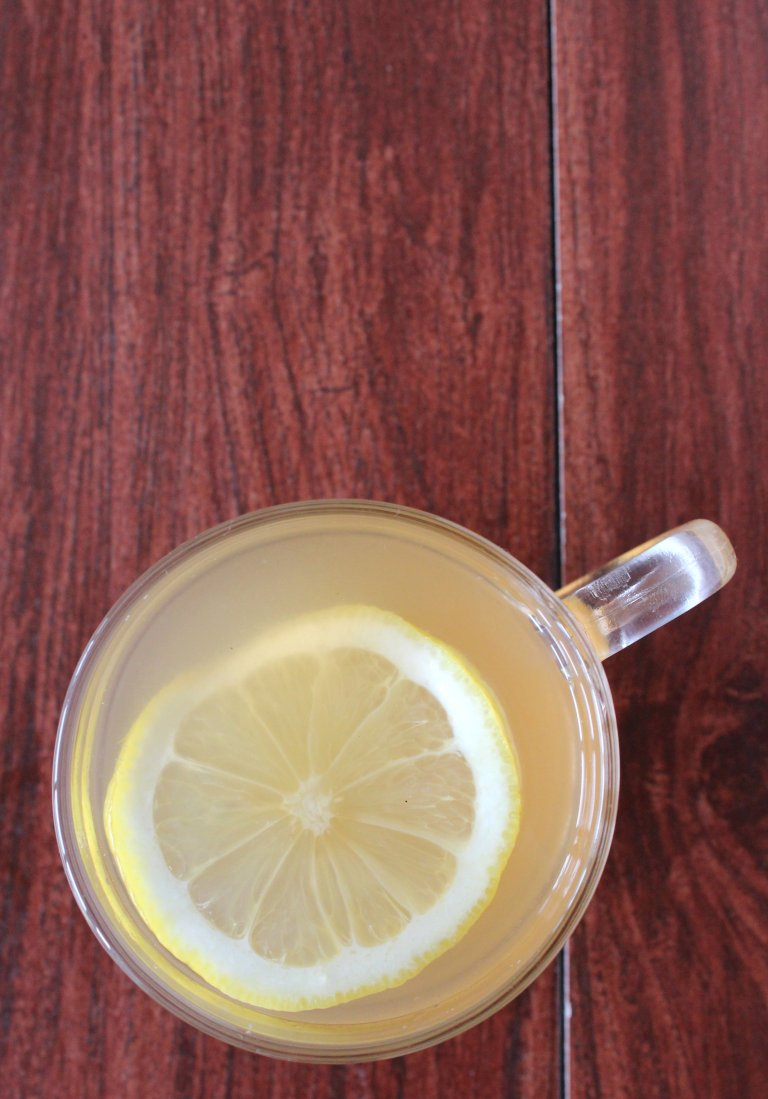 Ginger Hot Toddy 2