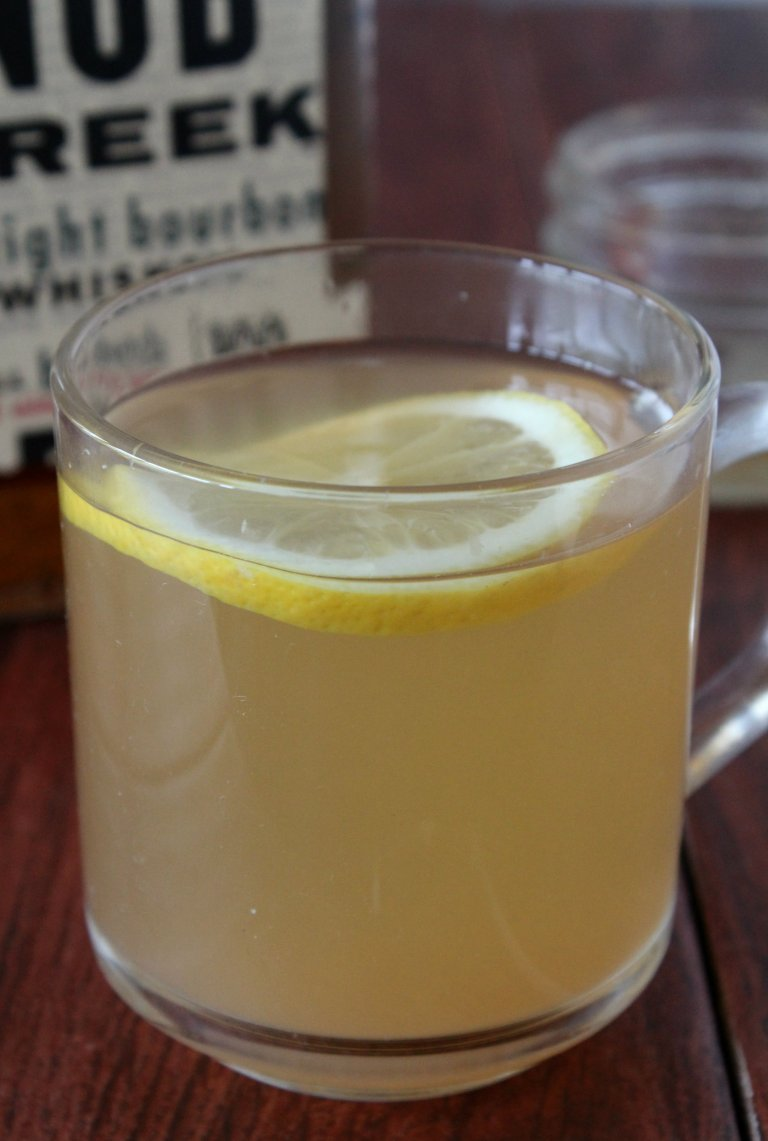 Ginger Hot Toddy 3