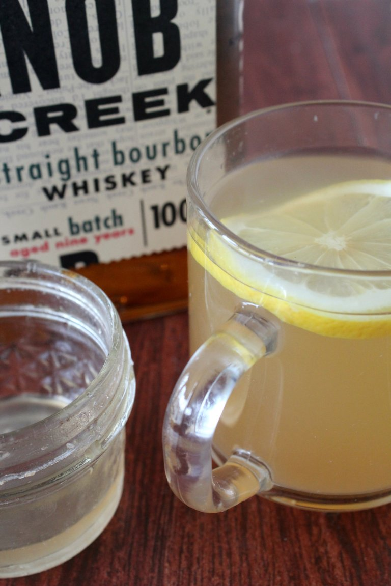 Ginger Hot Toddy 5