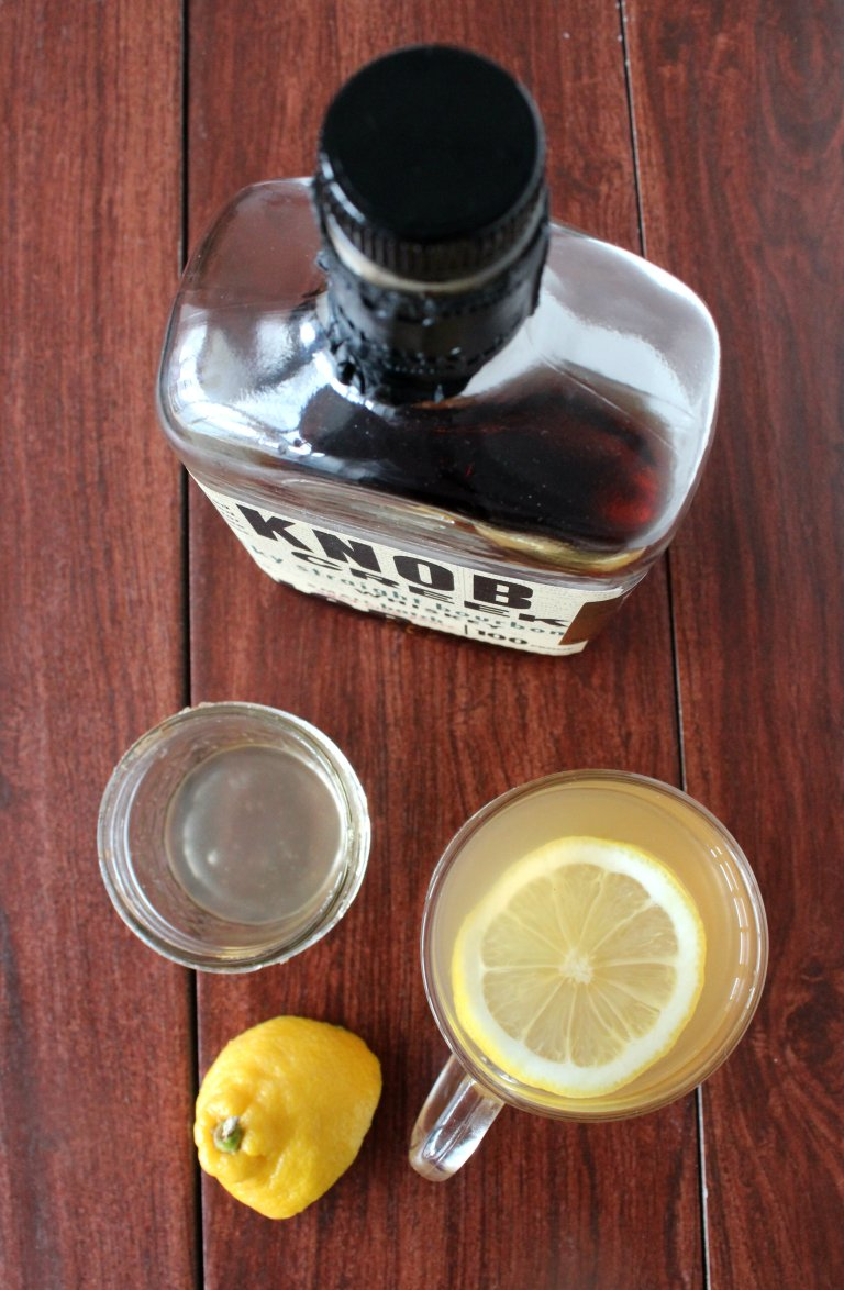 Ginger Hot Toddy 6