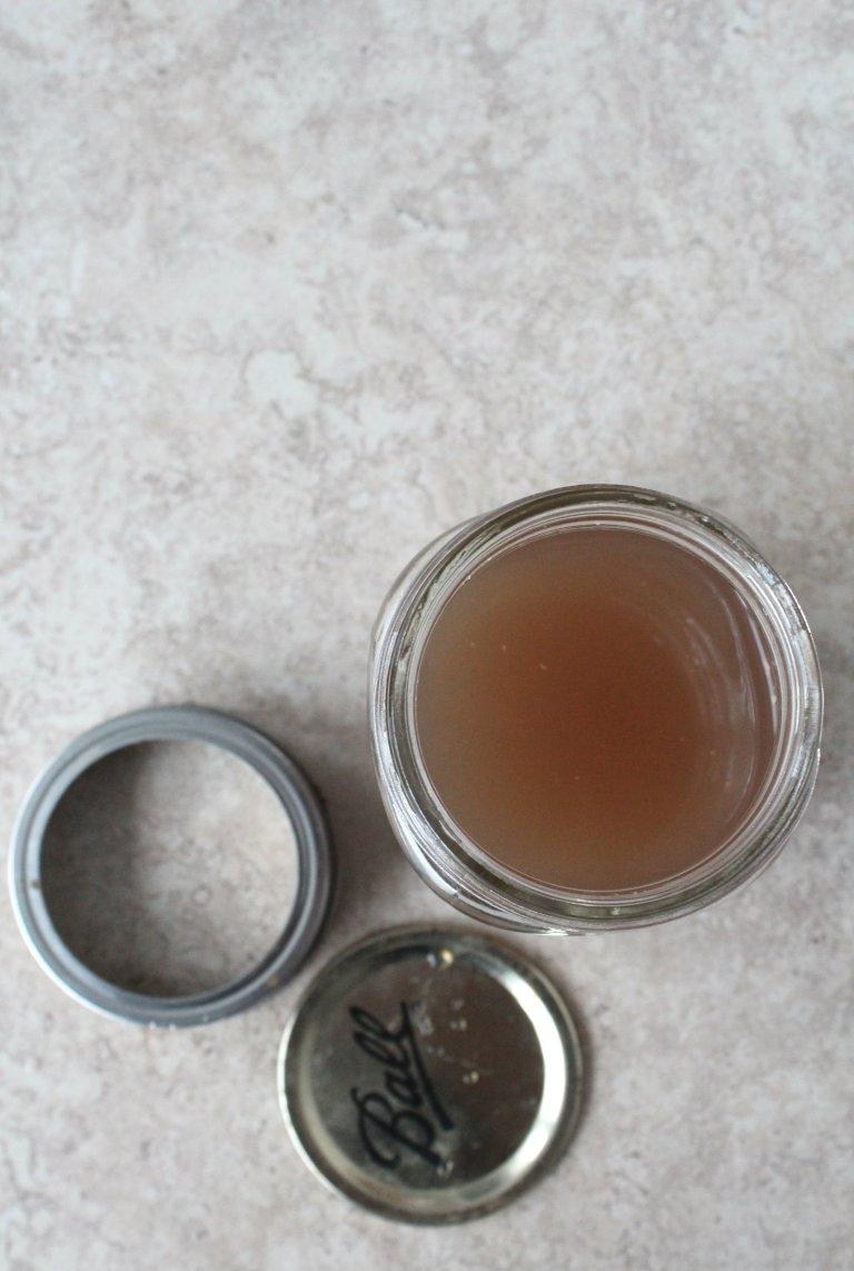 Ginger Syrup 4
