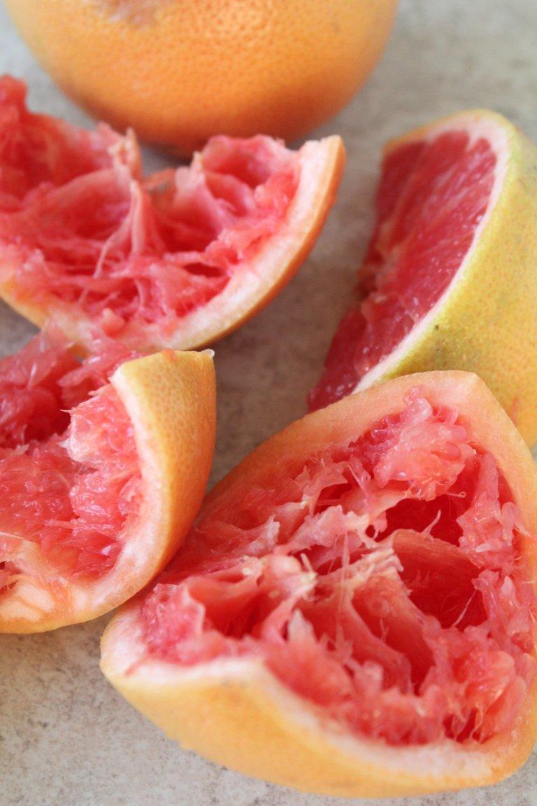 Ginger Grapefruit Cocktail 3