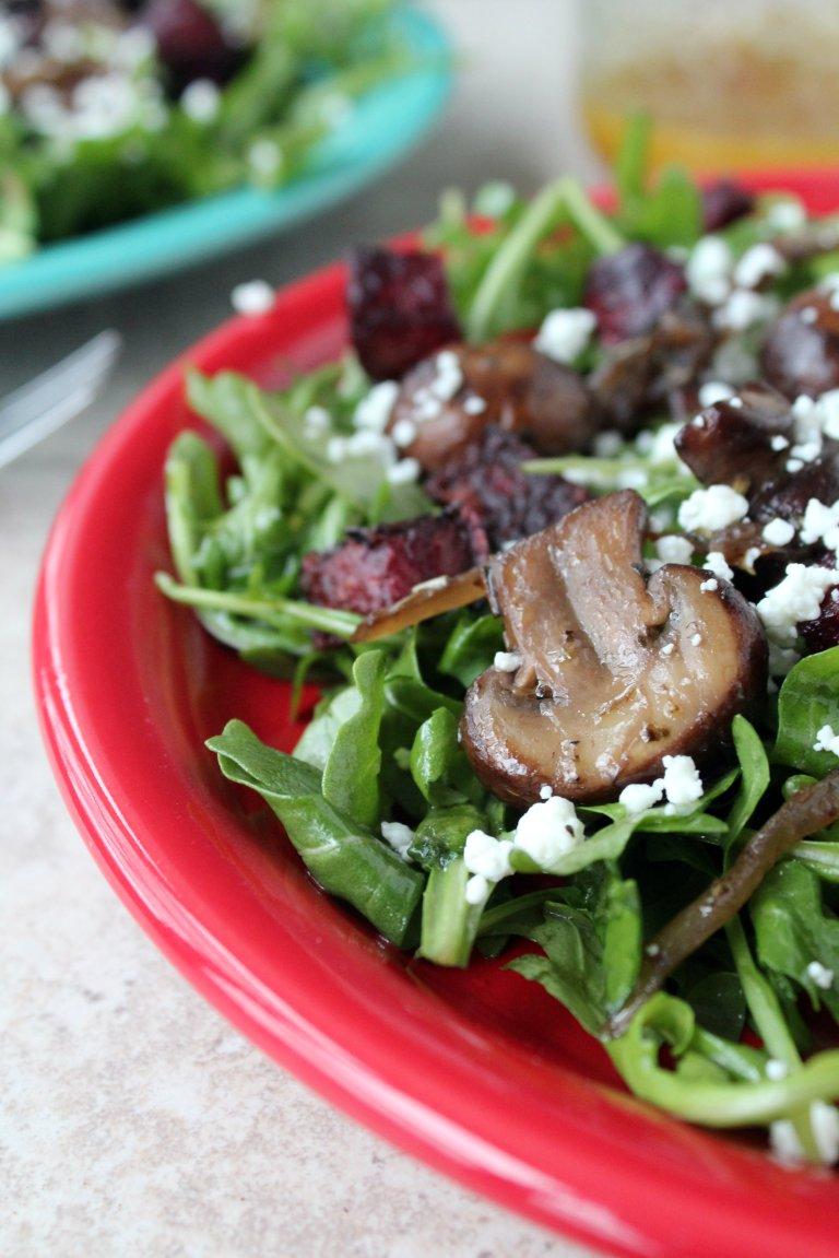 Roasted Beet Salad 6