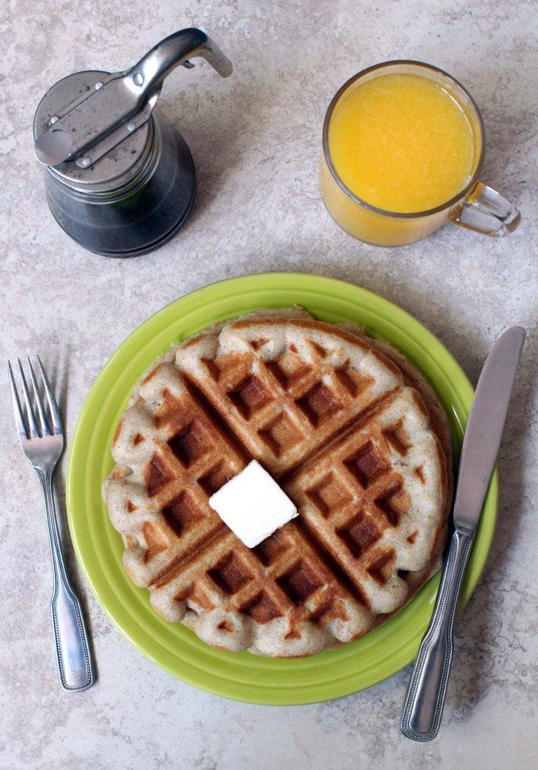 buttermilk waffles for 2 6