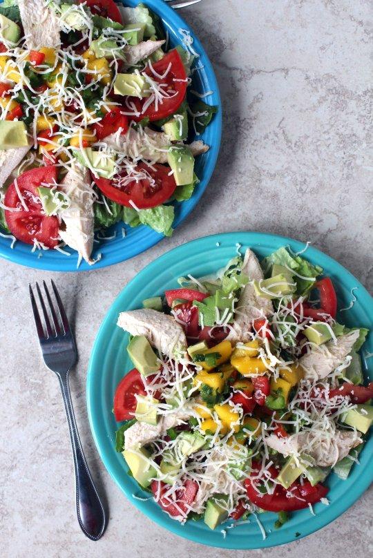 La Fiesta Salad 1