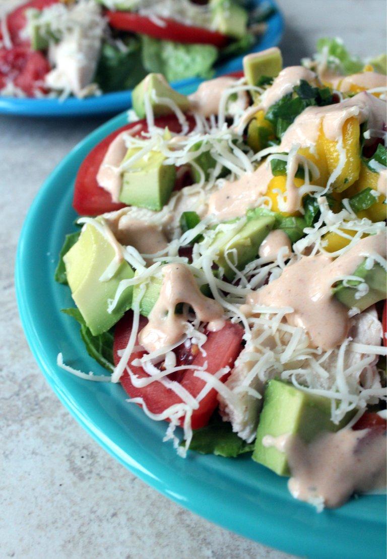 La Fiesta Salad 3