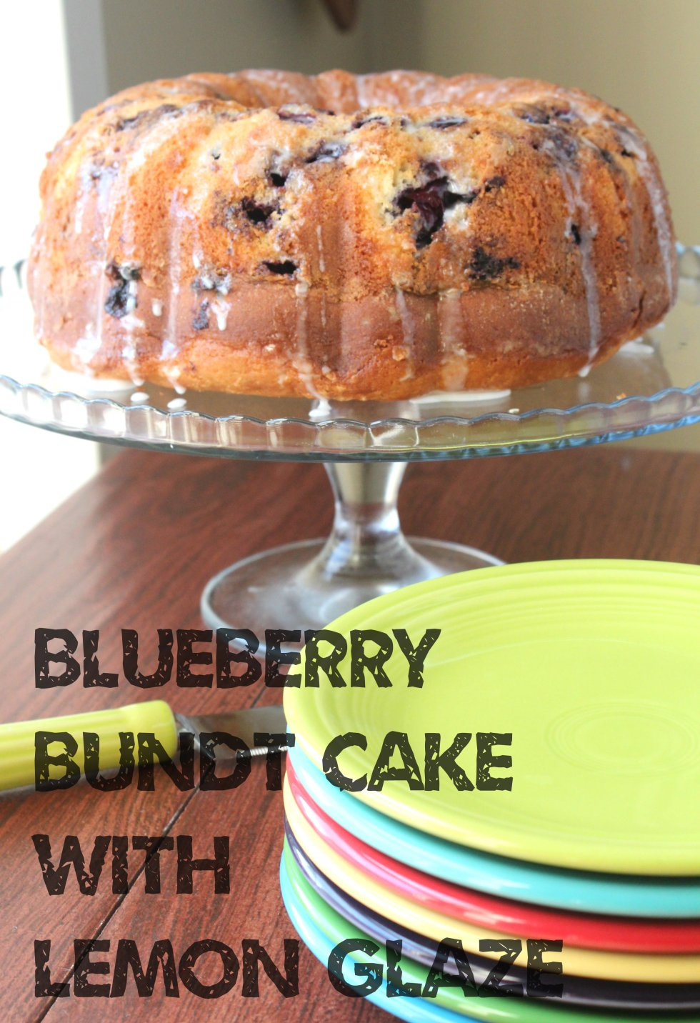 blueberry bundt cake title