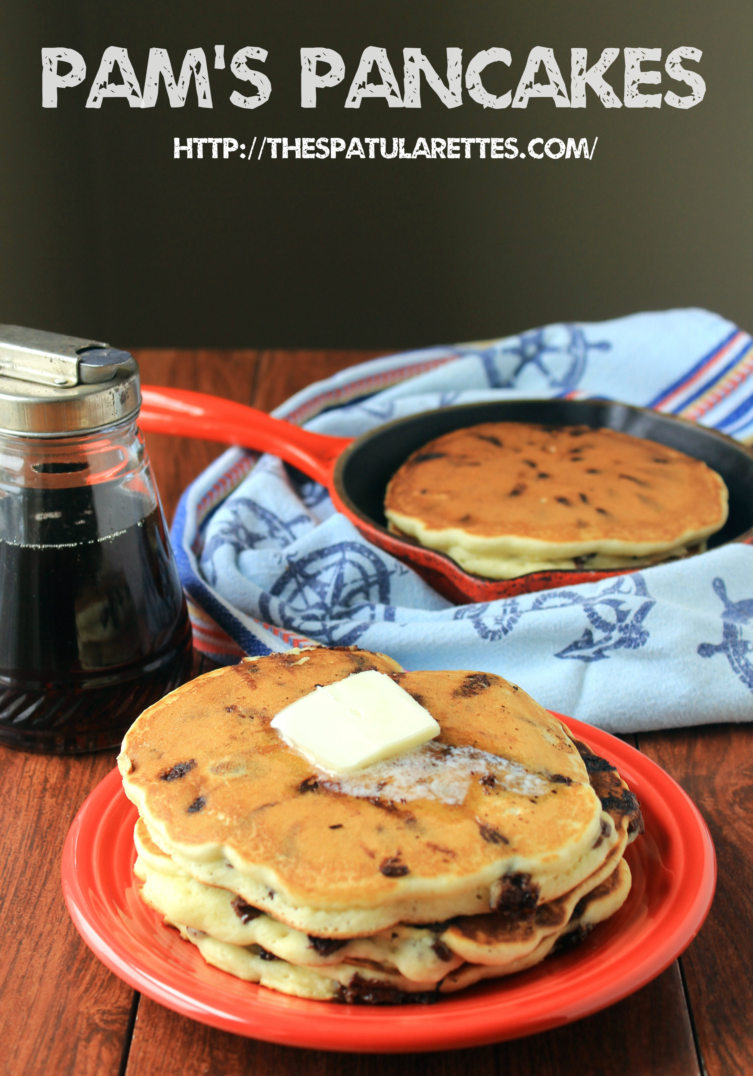 Discussion on this topic: Chocolate Chip Workout Pancakes, chocolate-chip-workout-pancakes/