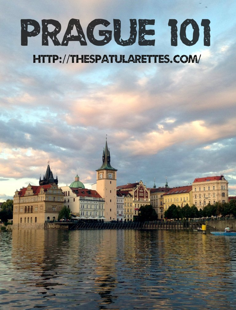 Prague title